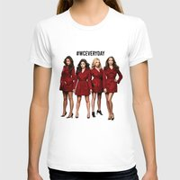 pretty little liars T-shirts featuring #WCEveryday Pretty Little Liars cast by Illuminany