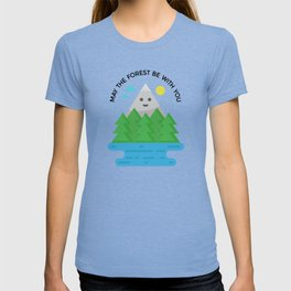 Mountain Pun T-shirt