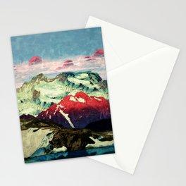 Winter in Keiisino Stationery Cards
