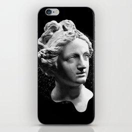 Sculpture Head iPhone Skin