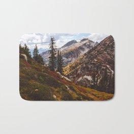 Alpine Autumn Bath Mat