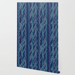 Abstract Chevron II Wallpaper