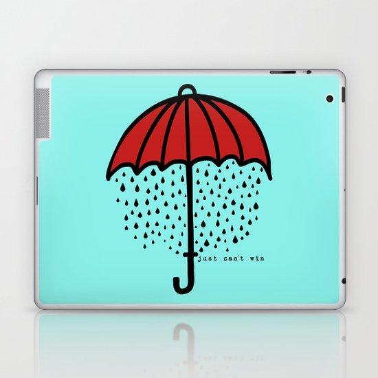 Just Can't Win Laptop & iPad Skin