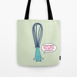 Whisk It Tote Bag