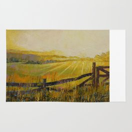 Country Meadow Rug