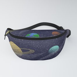 Space Fanny Pack