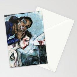 Naomi Campbell Stationery Cards