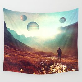 Martian. Wall Tapestry
