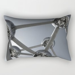 Brussels Giant Atoms Rectangular Pillow