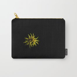 yellow hamamelis blossom Carry-All Pouch