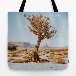 Monument Valley Juniper Tote Bag