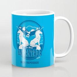 La Siesta Encantada, Bien Reposado • The Best Tequila TShirt! Coffee Mug