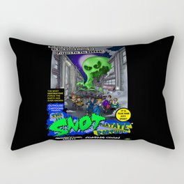 The Snot That Ate Port Harry poster Rectangular Pillow