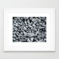 black and gold Framed Art Prints featuring Black Gold by Marina Scheinost
