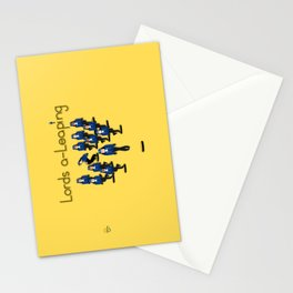 12 Days Of Christmas Nutcracker Theme: Day 12 Stationery Cards