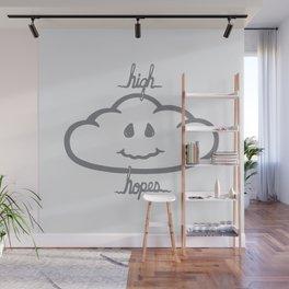 H/GH HOPES Wall Mural
