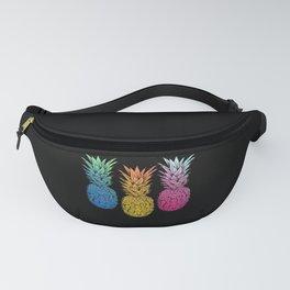 Summer Pineapple Fruit Fanny Pack