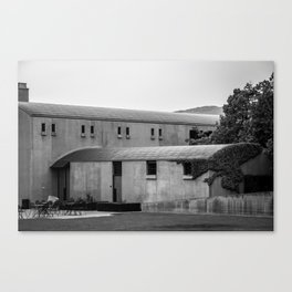 Mission Hill Canvas Print