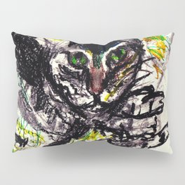 Rose The Cat Pillow Sham