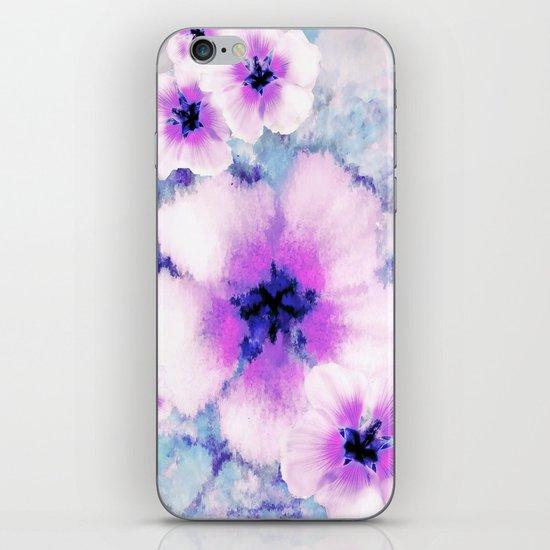 Rose of Sharon Bloom iPhone & iPod Skin