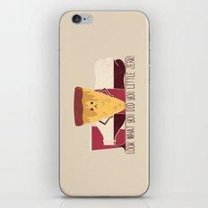 Ruined Pizza iPhone & iPod Skin