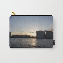 Amsterdam sunset Carry-All Pouch