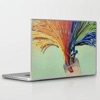 milk Laptop & iPad Skins featuring Milk by fotos de almanaque