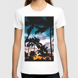 Palm trees dream T-shirt