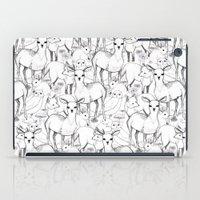 woodland iPad Cases featuring Woodland by Lydia Meiying