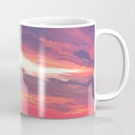 Sunset on the St George River 4 Coffee Mug
