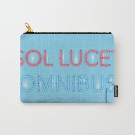 SOL LUCET OMNIBUS Carry-All Pouch
