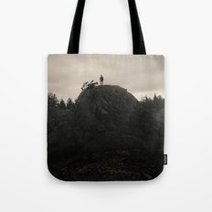 Up In the Woods, Down in My Mind Tote Bag