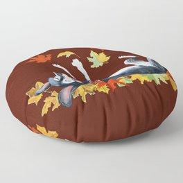 September Angel Floor Pillow
