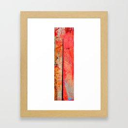 Pink III Framed Art Print