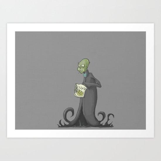 Nosferatu.  Art Print