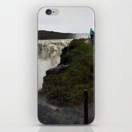 Dettifoss Waterfall in Iceland (3) iPhone Skin