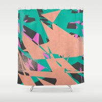 silence of the lambs Shower Curtains featuring silence by Rafael Igualada