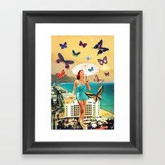 Petaloudes Framed Art Print