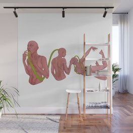Floating In Space Wall Mural