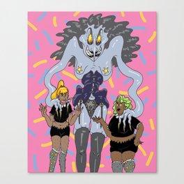 Hob and Goblin Canvas Print
