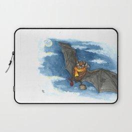 Little Worlds: Travel Bat Laptop Sleeve