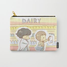 Groceries Carry-All Pouch