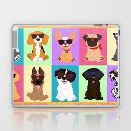 Breeds by NilseMariely, Diseños queLadran Laptop & iPad Skin