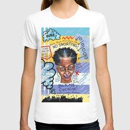 Junkie Games T-shirt