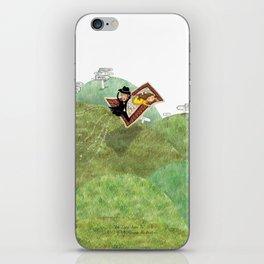 Fernando Pessoa iPhone Skin
