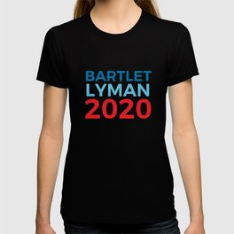 Jed Bartlet Josh Lyman 2020 / The West Wing T-shirt