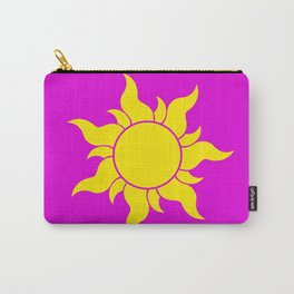 TANGLED SUN SYMBOL Carry-All Pouch