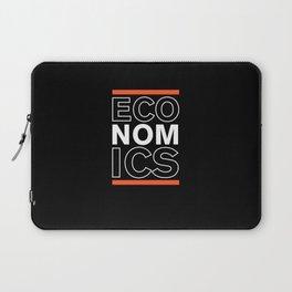 Economy Businesspeople Money Finanzbearter Stock Laptop Sleeve