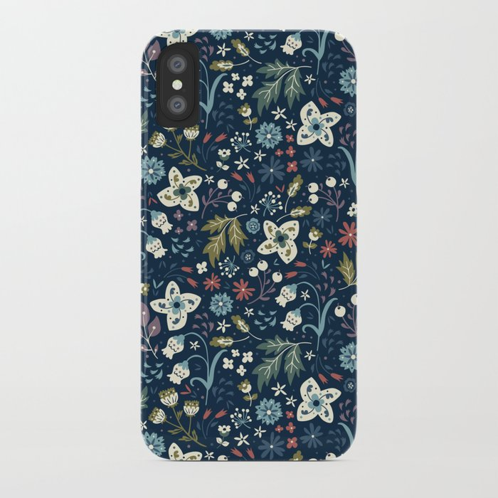 Wild Meadow iPhone Case