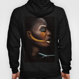 Fade to black Hoody